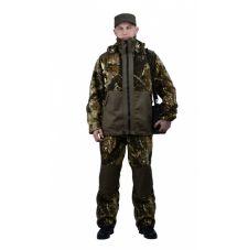"""Флисовый костюм """"Панда"""" кмф """"Серый каштан"""" с накладками,350г/м2"""