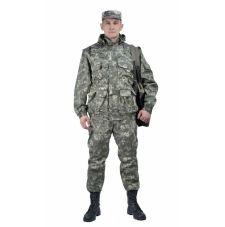 """Костюм мужской """"Gerkon Commando Vest"""" летний кмф т.Смесовая """"Варан"""""""