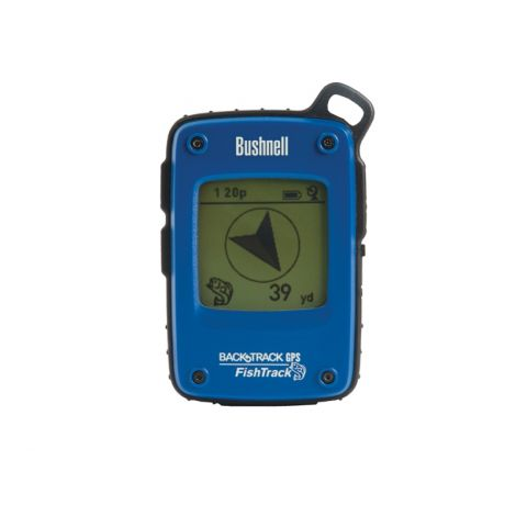 Bushnell Backtrack FISHTRACK BLUE