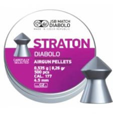 Пули пневматические JSB Diabolo Straton 4,5 0,535гр.