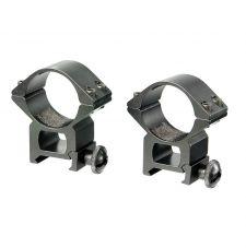 Кольца для прицела Veber 3021 H с окошком 10 мм