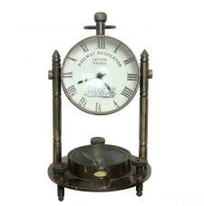 Часы пресс для бумаги