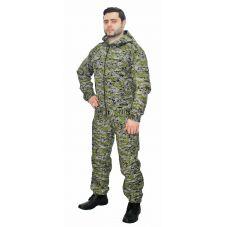 Костюм «Спецназ» (ткань: рип-стоп, цвет: зеленая цифра) 7.62