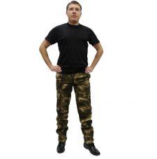 Брюки «Армия» (ткань:смесовая, цвет: грязь хаки) 7.62