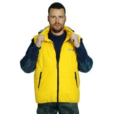 Жилет «Партизан» (ткань: таслан, цвет: желтый) Payer