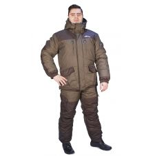 Костюм «Скат Зима» (ткань: таслан, цвет: хаки подклад: термофольга) Grayling