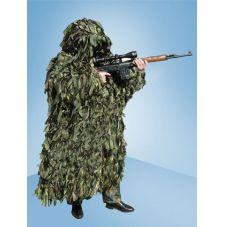 Плащ маскировочный «КИКИМОРА» для охоты