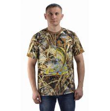 "Футболка ""Рыбак, рыба"" КМФ. Мир футболок"