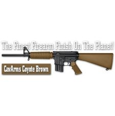 Готовый набор Duracoat CavArms Coyote Brown