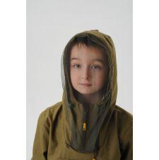 Костюм «Противоэнцефалитный» детский (ткань: палатка, цвет: хаки) Маугли