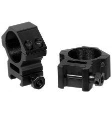 Кольца Leapers AccuShot 30 мм на WEAVER, STM, средние