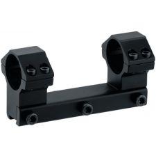 Кронштейн Leapers AccuShot с кольцами 25,4 мм, на призму 10-12 мм, высокий