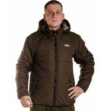 "Куртка ""Партизан NEW"" (таслан, коричневый) (реверс) Payer"