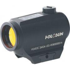 Holosun PARALOW HS403C на Weaver/Picatinny