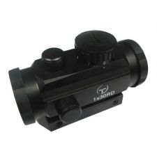 Target Optic 1х30 закрытого типа на Weaver