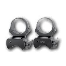 Blaser R93 кольца 30мм., быстросъемн., регул. рычаги, высота 13,5, сталь