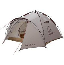 """Палатка с автоматическим каркасом """"Клер плюс 3"""""""